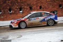 51st BARBORKA RALLY 2013 - Warsaw (Poland)