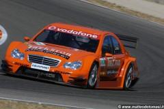 2007-07-14-Mugello-0806-DTM-Daniel-la-Rosa-AMG-Mercedes-C-Klasse